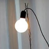 wire tripod   table lamp 1998